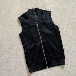 Wilfred free Satin Athletic Vest XS